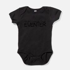 Cute 3 day eventing Baby Bodysuit