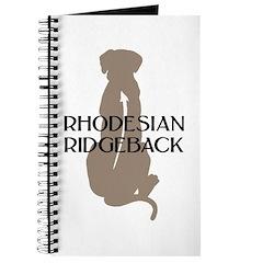 Ridgeback w/ Text Journal