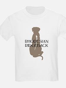 Ridgeback w/ Text T-Shirt