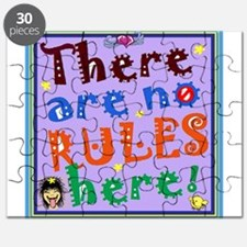 No Rules Here Puzzle