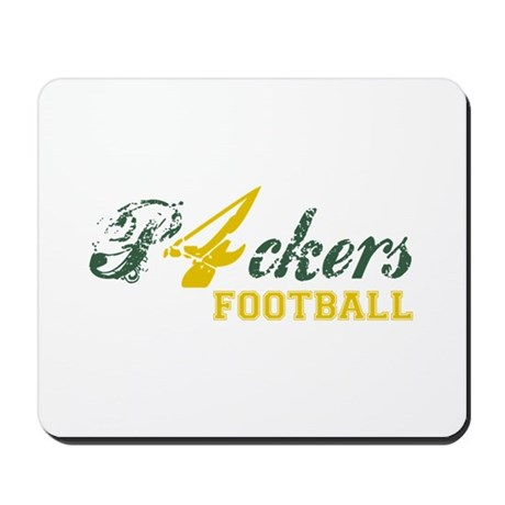 Packers Football Mousepad