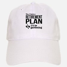 Gardening Retirement Plan Hat