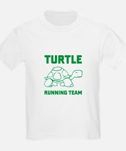 Turtle Running Team T-Shirt