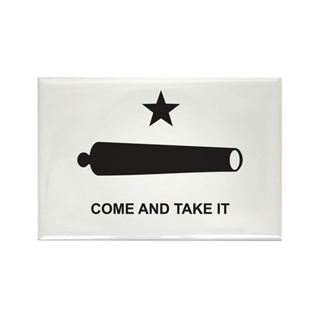 Come And Take It! Rectangle Magnet (100 pack)