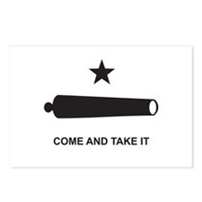 Come And Take It! Postcards (Package of 8)