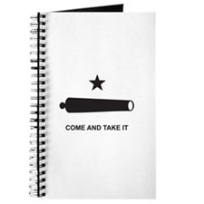 Come And Take It! Journal