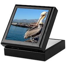 Unique Pelican bay Keepsake Box