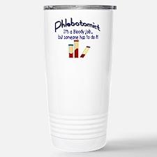 Cool Lab tech Travel Mug