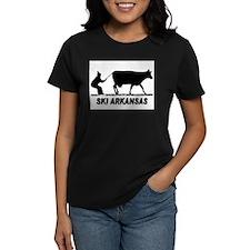 Ski Arkansas Tee