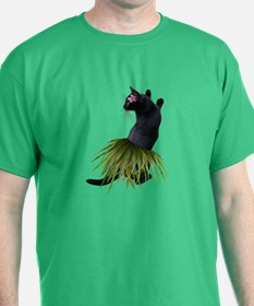 Hula Cat T-Shirt