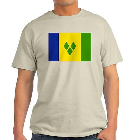 Saint Vincent and Grenadines Light T-Shirt