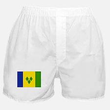 Saint Vincent and Grenadines Boxer Shorts