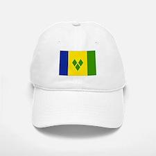 Saint Vincent and Grenadines Baseball Baseball Cap