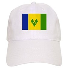Saint Vincent and Grenadines Baseball Cap