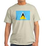 Saint Lucia Light T-Shirt