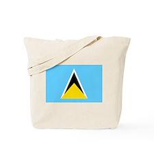 Saint Lucia Tote Bag