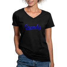 Grandy, Blue, Aged T-Shirt