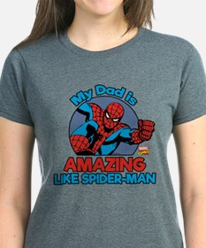My Dad is Amazing Like Spider Tee