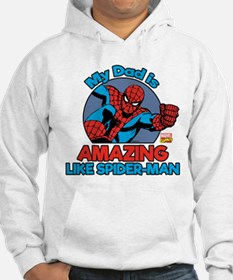 My Dad is Amazing Like Spider-Ma Hoodie