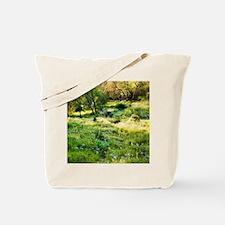 Field of Wildflowers Tote Bag