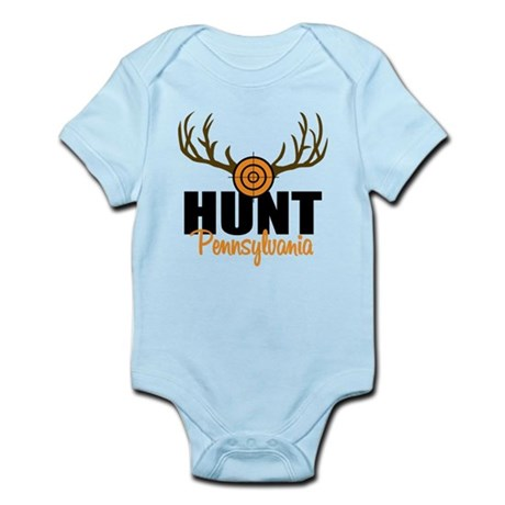 Hunt Pennsylvania Infant Bodysuit