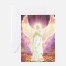 Angel Of God Greeting Cards