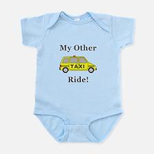 Minivan Taxi My Other Ride Infant Bodysuit