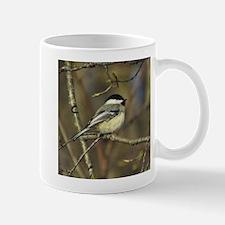 Chickadee bird Mugs