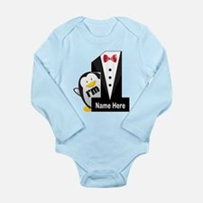 Babys First Birthday Body Suit
