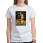 Fairies / Shar Pei Women's T-Shirt