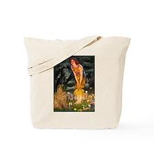 Fairies / Shar Pei Tote Bag