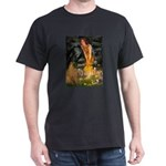 Fairies / Shar Pei Dark T-Shirt