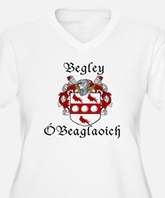 Begley in Irish/English T-Shirt