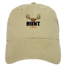 Hunt Ohio Baseball Cap