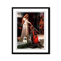 Accolade / Cairn Framed Panel Print