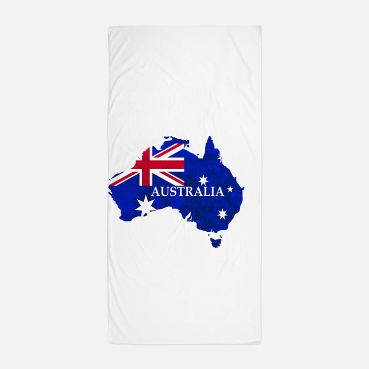Kangaroo Beach Towels
