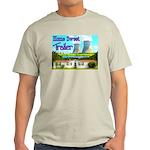 Home Sweet Trailer Ash Grey T-Shirt
