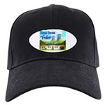 Home Sweet Trailer Black Cap