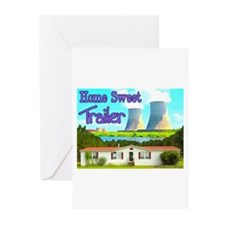 Home Sweet Trailer Greeting Cards (Pk of 10)