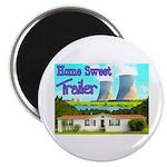 Home Sweet Trailer Magnet
