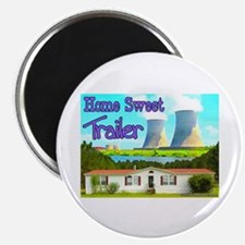 Home Sweet Trailer Magnet