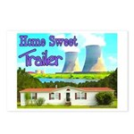 Home Sweet Trailer Postcards (Package of 8)