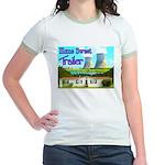 Home Sweet Trailer Jr. Ringer T-shirt