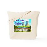 Home Sweet Trailer Tote Bag