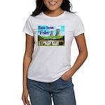 Home Sweet Trailer Women's T-Shirt