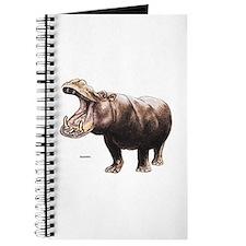Hippo Hippopotamus Journal