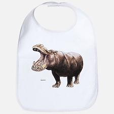 Hippo Hippopotamus Bib