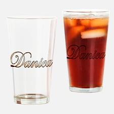 Cute Danica Drinking Glass