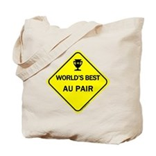 Au Pair  Tote Bag