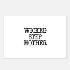Wicked Step Mother Postcards (Package of 8)